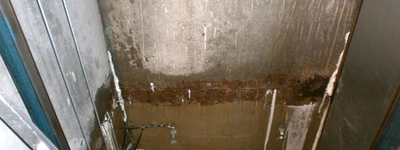 Humidité murs Nivelles